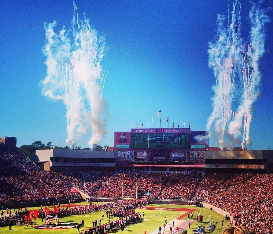 25 Largest College Football Stadiums In America
