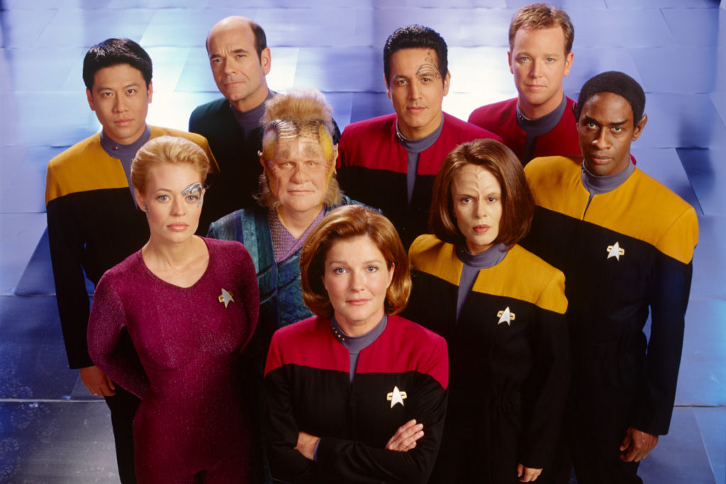 Which Star-Trek series is considered the best?