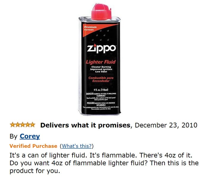 These Amazon Reviews Get 5 Stars For Making Us Laugh